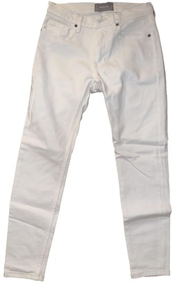 Everlane White Cotton Jeans
