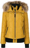 Mackage double zip puffer jacket