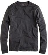 J.Crew Slim broken-in long-sleeve T-shirt