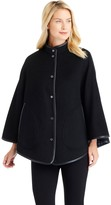 J.Mclaughlin Sawyer Reversible Cape