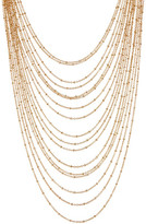 Natasha Accessories Multi-Strand Chain Necklace