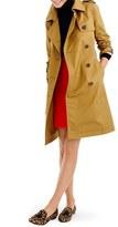 J.Crew Petite Women's City Trench Coat