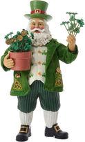 Kurt Adler 11 Fabriche Musical Irish Santa