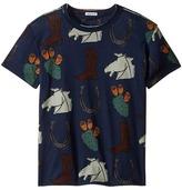 Dolce & Gabbana City Western T-Shirt (Big Kids)
