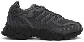 adidas Grey Torsion TRDC Sneakers