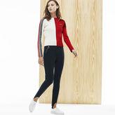 Lacoste Women's Fashion Show High Waist Stretch Pants