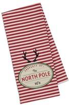 Design Imports North Pole Dish Towel