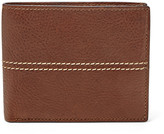 Fossil Turk RFID Large Coin Pocket Bifold