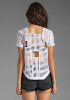 Funktional Chamber Cut Out Back Shirt