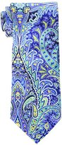 Geoffrey Beene Men's big-tall Big-tall Festival Chic Paisley Extra Long Tie