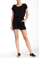 Soprano Surplice Back Knit Romper