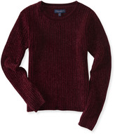 Solid Chenille Sweater