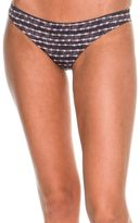 RVCA Harmonic Stripe Cheeky Bikini Bottom