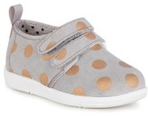Emu Girl's Polka Dot Sneaker