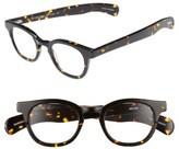 Eyebobs Men's Total Wit 46Mm Reading Glasses - Tortoise