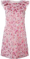 Giamba textured dress - women - Polyimide/Polyamide/Polyester - 40