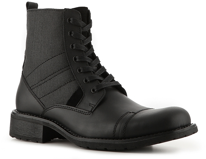 Natha Studio Leather Cap Toe Boot