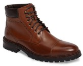 Johnston & Murphy Men's Jennings Cap Toe Boot