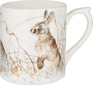 Gien Sologne Rabbit Mug