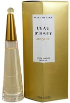 Issey Miyake LEau DIssey Eau De Parfum Refillable Spray (New Packaging) - 50ml/1.6oz