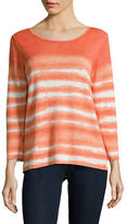 Tommy Bahama Striped Linen Sweater