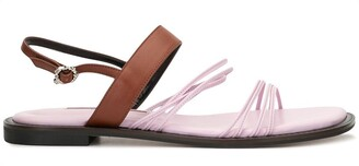 YUUL YIE Vines strappy sandals
