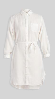 Birds of Paradis Rowene Classic Short Shirtdress
