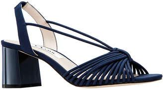 Nina Nadelyn Ii Block Heel Sandals Women Shoes