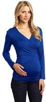 Ripe Maternity Women's Maternity and Nursing Embrace Top