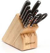 Wusthof Classic 10-Piece Promo Wood Knife Block Set