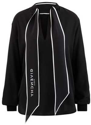 Givenchy Shirt with scarf