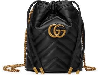 Gucci GG Marmont mini bucket bag