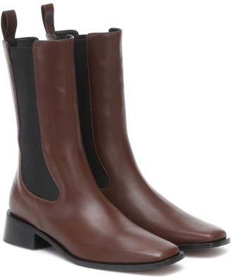 Neous Pros leather ankle boots