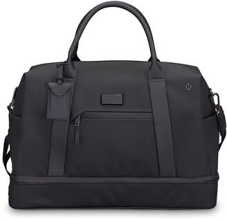 Vessel Signature 2.0 Boston Faux Leather Duffle Bag