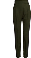 Haider Ackermann Proud high-waisted wool trousers
