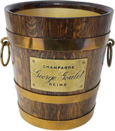 One Kings Lane Vintage 1933 French Arts/Crafts Champagne Bucket