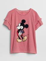 Gap GapKids   Disney Mickey Mouse and Minnie Mouse T-Shirt