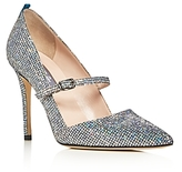 Sarah Jessica Parker Nirvana Glitter Mary Jane Pumps