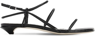 Proenza Schouler 20MM LEATHER SANDALS