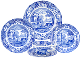 Spode Blue Italian Place Setting Set (5 PC)