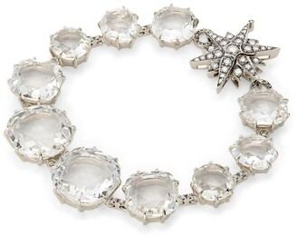 H.Stern Noble Gold, Diamond And Crystal Moonlight Bracelet