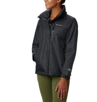 Columbia Women's Pouration Jacket Waterproof & Breathable