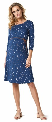 Noppies Women's Dress nurs 3/4 SLV Nadena