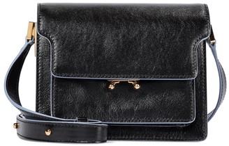 Marni Soft Trunk Small leather shoulder bag