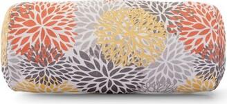 Majestic Home Goods Blooms Indoor/Outdoor Bolster Pillow Majestic Home Goods