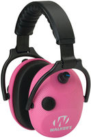 Asstd National Brand Alpha Power Muffs- Elec Pink Carbon- Ssl