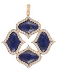 Lapis Gyan Jewels Pendant (without Chain)