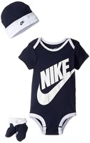 Nike Three-Piece Pack Futura Logo Set Boy's Jumpsuit & Rompers One Piece