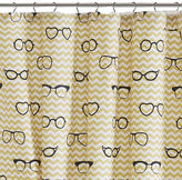 Asstd National Brand HipStyle Liv Cotton Printed Shower Curtain