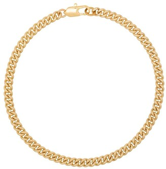 Laura Lombardi Curb Chain Anklet